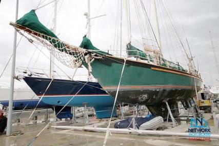 DUDLEY DIX Hout Bay 50 Steel Gaff Rigged Schooner for sale in Spain for €80,000 (£67,392)