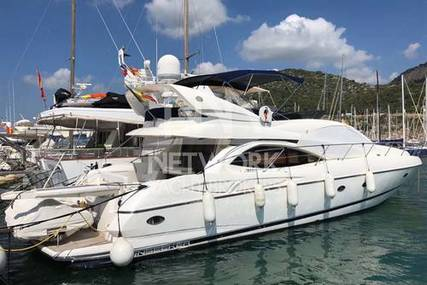 Sunseeker Manhattan 64 for sale in Spain for €390,000 (£346,596)