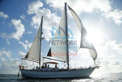 NAUTICAL DEVELOPMENT Nautical 56' Ketch for sale in Spain for €95,000 (£81,398)
