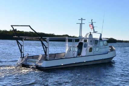 Custom-Craft Dive/Survey Vessel for sale in United States of America for $59,950 (£45,325)