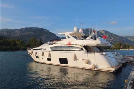Ferretti 800 for sale in Turkey for €2,250,000 (£2,017,340)