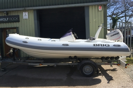 Brig Eagle 480 (2014) - ORCA Hypalon for sale in United Kingdom for £17,495