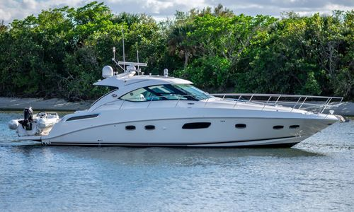 Image of Sea Ray 470 Sundancer for sale in United States of America for $498,000 (£391,027) Jupiter, Florida, United States of America