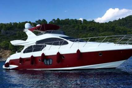 Azimut Yachts 55 Evo Flybridge for sale in Turkey for €375,000 (£322,237)