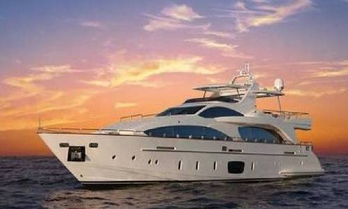 Image of Azimut Yachts 105 Fly Bridge for sale in Spain for €2,999,999 (£2,650,831) Barcelona, Spain