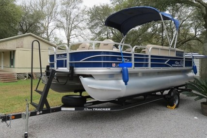 Sun Tracker 20 DLX Fishing Barge for sale in United States of America for $26,750 (£20,610)