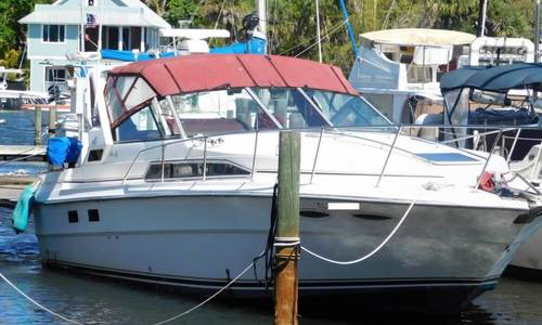 Image of Sea Ray 340 Sundancer for sale in United States of America for $16,750 (£13,457) Melbourne, Florida, United States of America