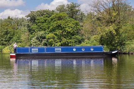 Tyler Wilson / Broom 58' Narrowboat for sale in United Kingdom for £145,000
