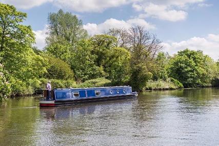 Tyler Wilson / Broom 58' Narrowboat for sale in United Kingdom for £129,950
