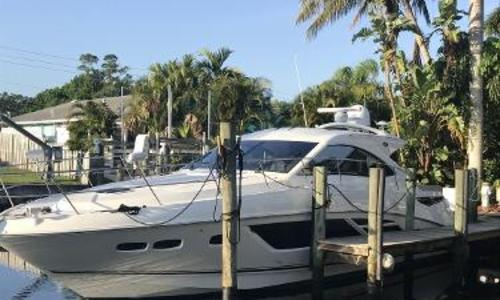 Image of Sea Ray Sundancer 510 for sale in United States of America for $999,000 (£784,409) Stuart, FL, United States of America