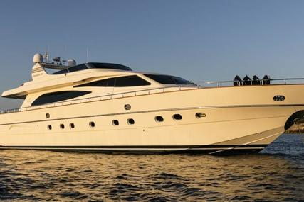 Canados 86 for sale in Greece for €880,000 (£761,536)