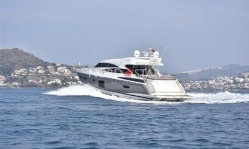 Image of Princess V78 for sale in Turkey for €1,550,000 (£1,328,533) Marmaris, Turkey