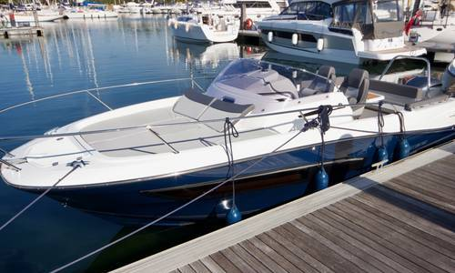 Image of Jeanneau Cap Camarat 7.5 WA for sale in United Kingdom for £59,950 Chichester Marina, United Kingdom