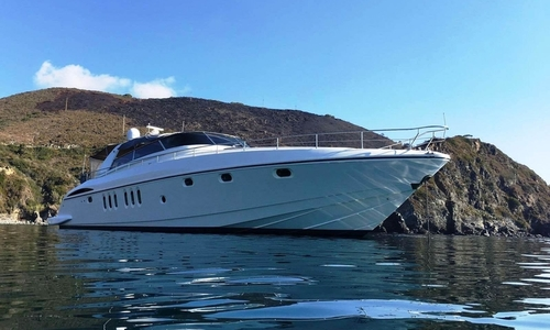 Image of Mangusta ALALUNGA SPORT 85 for sale in Italy for €570,000 (£520,026) Lazio, Formia, Italy