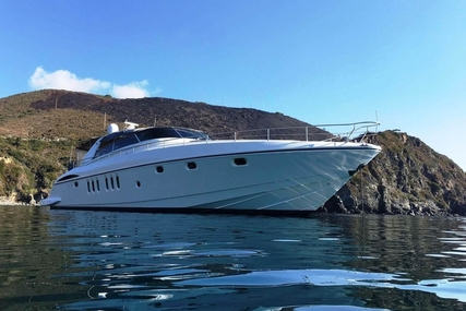 Mangusta ALALUNGA SPORT 85 for sale in Italy for €570,000 (£516,599)