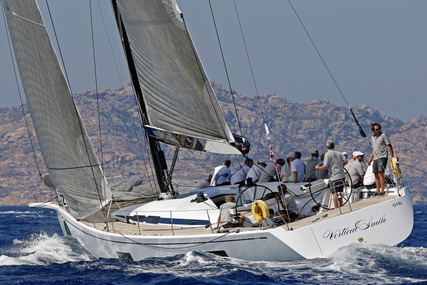 Nautor's Swan Swan 60 for sale in Spain for €1,750,000 (£1,502,533)