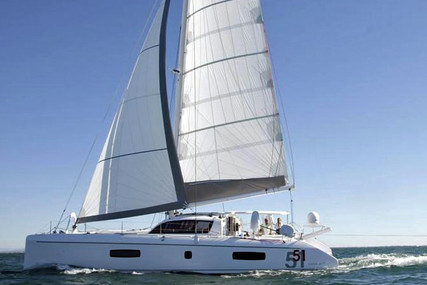 Outremer (FR) 51 for sale in France for €798,000 (£731,473)