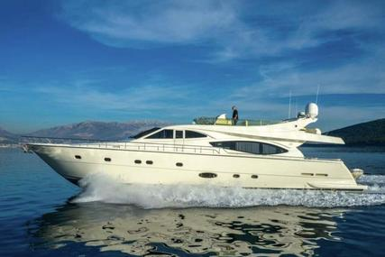 Ferretti 760 for sale in Greece for €850,000 (£733,980)