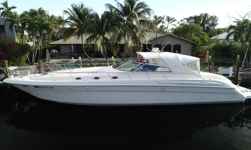 Image of Sea Ray 580 Super Sport for sale in United States of America for $169,900 (£130,900) Fort Lauderdale, Florida, United States of America