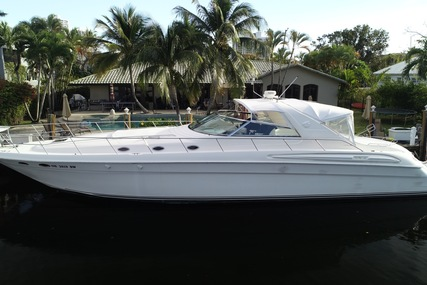 Sea Ray 580 Super Sport for sale in United States of America for $169,900 (£133,388)