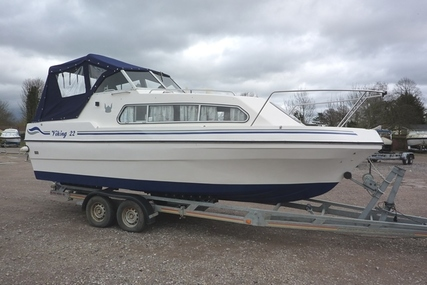 Viking Yachts 22 Widebeam for sale in United Kingdom for £12,950
