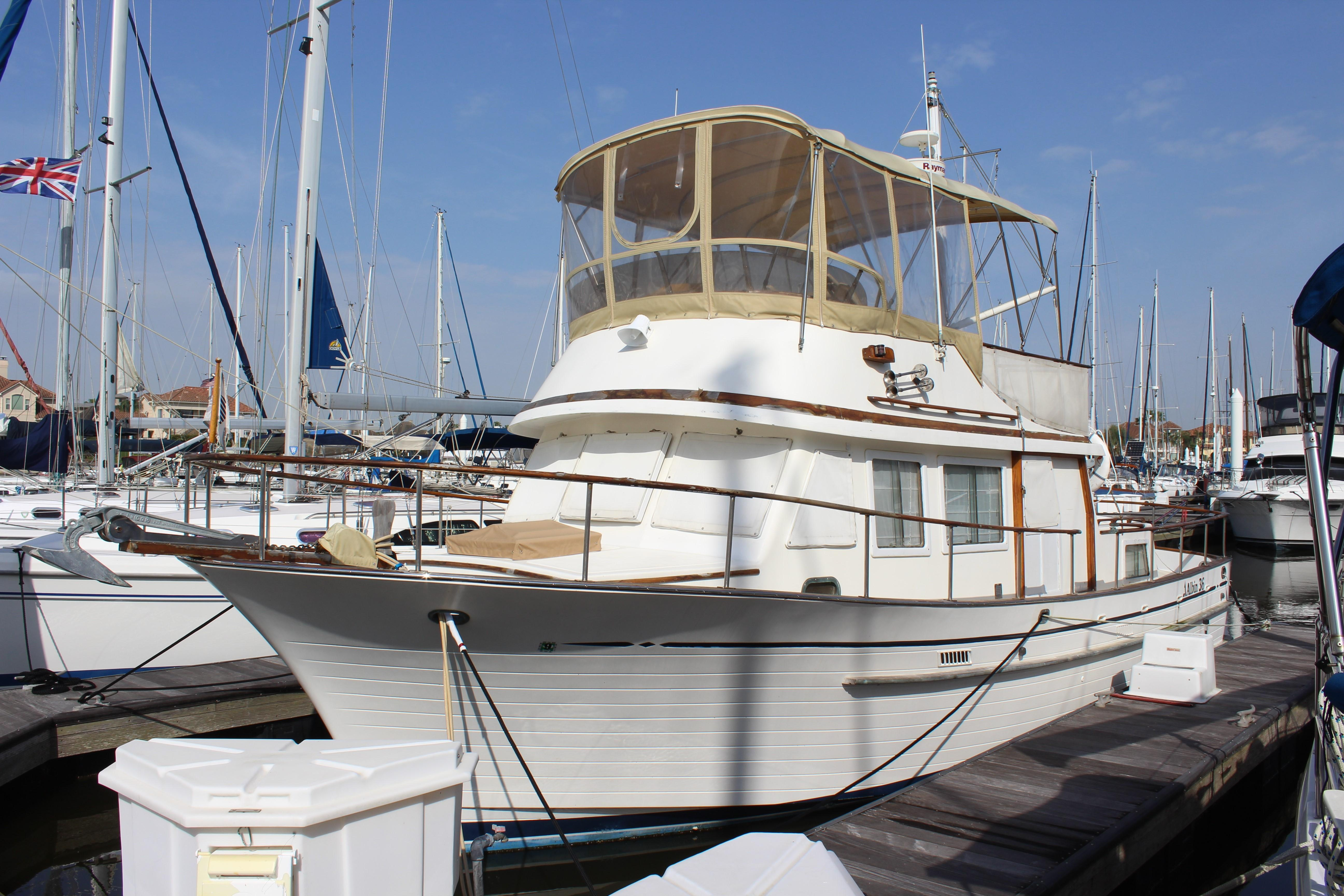 albin 36 trawler for sale in united states of america for 44 900 34 578