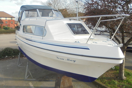 Viking Yachts 22 Wide Beam 'Vera May' for sale in United Kingdom for £15,995