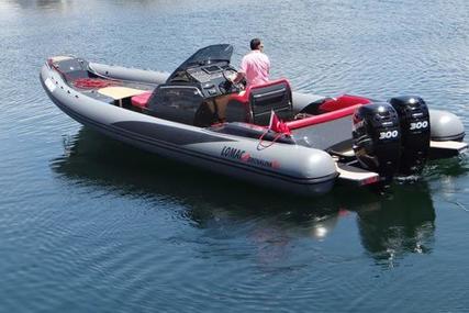 Lomac Adrenalina 9.5 RIB for sale in Turkey for €135,000 (£115,670)