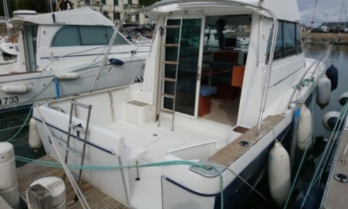 Image of Beneteau Antares 9 Fly for sale in France for €48,000 (£42,809) LE CROISIC, France
