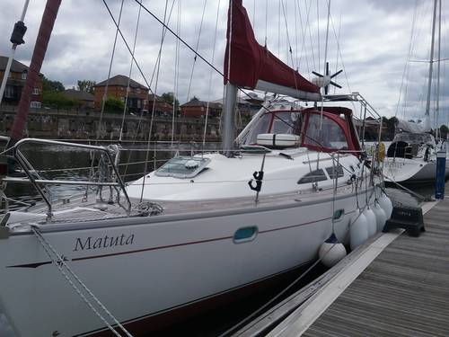 jeanneau sun odyssey 37 for sale in united kingdom for 52 500