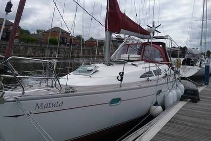 Jeanneau Sun Odyssey 37 for sale in United Kingdom for £52,500