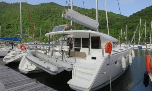 Image of Lagoon 400 for sale in Saint Martin for €250,000 (£219,522) MARTINIQUE, Saint Martin