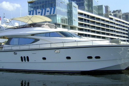 Elegance Yachts 64 Garage Stabi's for sale in Russia for €650,000 (£556,931)
