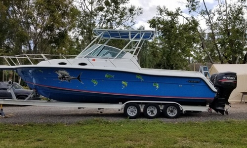 Image of Stamas 310 Express for sale in United States of America for $77,590 (£56,081) Lake Worth, Florida, United States of America