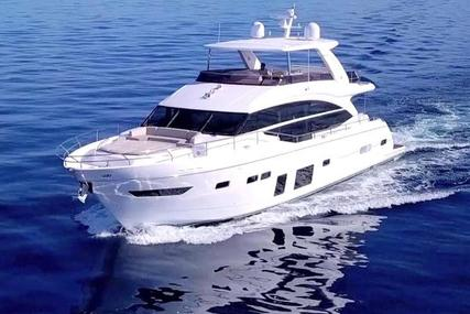 Princess Y75 for sale in Monaco for £2,895,000