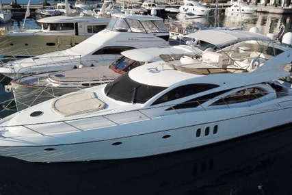 Sunseeker Manhattan 64 MKII for sale in Montenegro for €399,000 (£333,788)