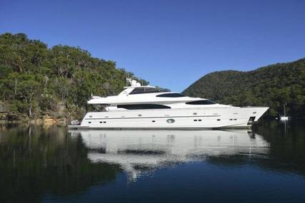Horizon 97 Motoryacht with Raised Pilothouse and Skylounge for sale in French Polynesia for $2,846,760 (£2,040,820)