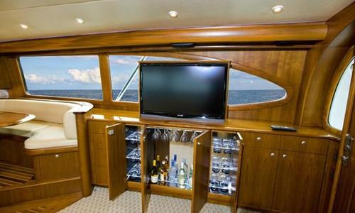 Image of OFFSHORE YACHTS 57 Sport Coupe for sale in United States of America for $2,975,000 (£2,145,087) Portsmouth, Rhode Island, United States of America