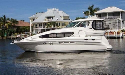 Image of Sea Ray 390 for sale in United States of America for $159,500 (£115,006) North Miami, Florida, United States of America