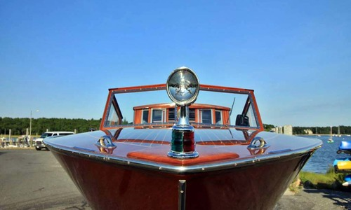 Image of Custom Luxury Venetian Water Taxi for sale in United States of America for $199,899 (£144,135) Fairhaven, Massachusetts, United States of America
