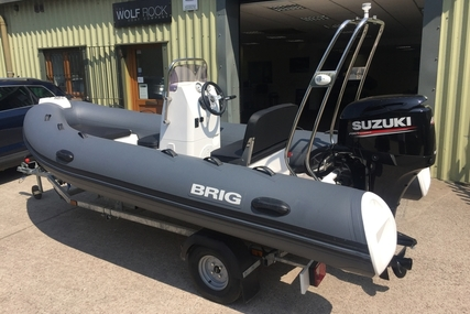 Brig Falcon Rider 420L - ORCA Hypalon for sale in United Kingdom for £11,666 ($15,482)