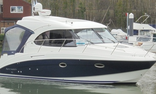 Image of Beneteau ANTARES 30S for sale in United Kingdom for £87,450 Hamble River Boat Yard, United Kingdom