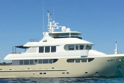 Bandido 90 for sale in Spain for €3,490,000 (£2,998,952)