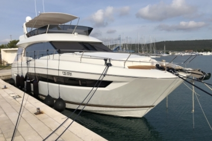 Prestige 630 for sale in Croatia for €1,275,000 (£1,123,912)