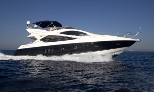 Image of Sunseeker Manhattan 60 for sale in Croatia for €750,000 (£678,291) Croatia