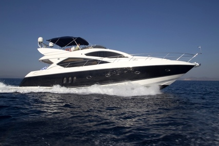 Sunseeker Manhattan 60 for sale in Croatia for €750,000 (£647,361)