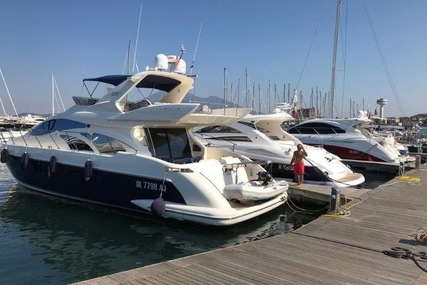 Azimut Yachts 55 Fly for sale in Italy for €380,000 (£335,615)