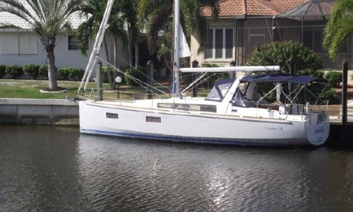 Image of Beneteau Oceanis 38 for sale in United States of America for $188,500 (£145,451) Punta Gorda, Florida, United States of America