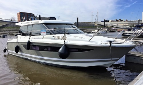 Image of Jeanneau NC 11 for sale in Belgium for €169,000 (£148,142) Cadzand (NL), Belgium