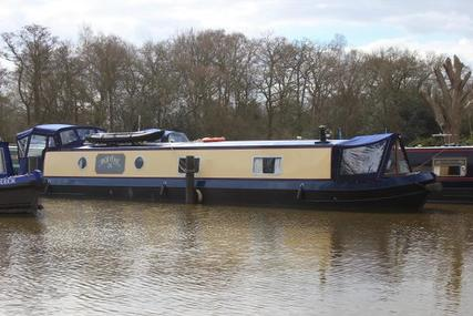 Collingwood 55' x 10' Widebeam for sale in United Kingdom for £85,950